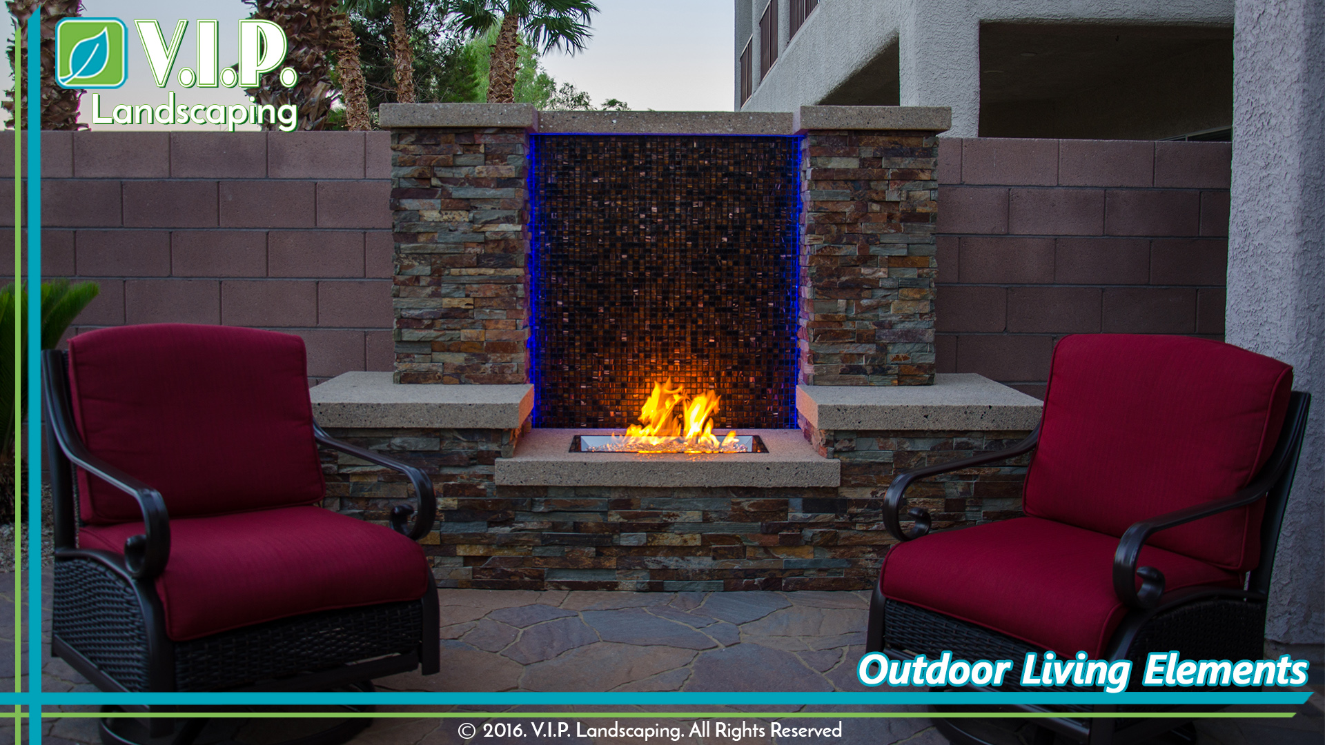 outdoor living elements